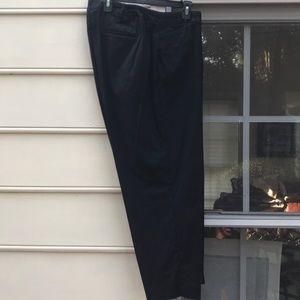 Talbots Perfect Crop Pants -Black - 18W